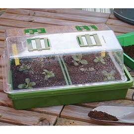 mini serre chauffante pour semis nort ne plantes et jardins. Black Bedroom Furniture Sets. Home Design Ideas