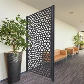 pack panneau d coratif mosa c vertical suppl mentaire sur sol dur 1m x 2m nortene plantes. Black Bedroom Furniture Sets. Home Design Ideas