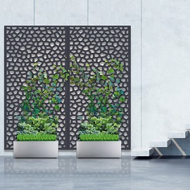 pack panneau d coratif mosa c horizontal sur sol meuble 1m x 2m nortene plantes et jardins. Black Bedroom Furniture Sets. Home Design Ideas