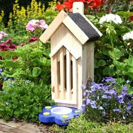 abri et mangeoire pour papillons plantes et jardins. Black Bedroom Furniture Sets. Home Design Ideas