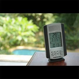 Thermom tre sans fil de piscine therm o kokido plantes et jardins - Thermometre piscine sans fil ...