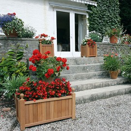 jardini re bali carr e grand mod le jardipolys plantes. Black Bedroom Furniture Sets. Home Design Ideas