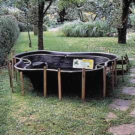 bassin poisson 500l
