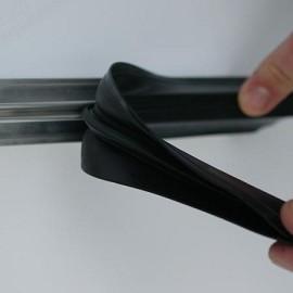 serre verre tremp parois droites 11 32m avec embase. Black Bedroom Furniture Sets. Home Design Ideas