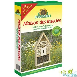 la maison des insectes plantes et jardins. Black Bedroom Furniture Sets. Home Design Ideas