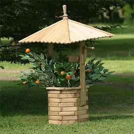 puit petit mod le jardipolys plantes et jardins. Black Bedroom Furniture Sets. Home Design Ideas