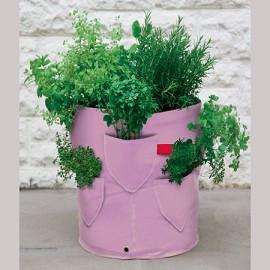 sac de plantation pour fraisier et herbes aromatiques lot de 2 plantes et jardins. Black Bedroom Furniture Sets. Home Design Ideas