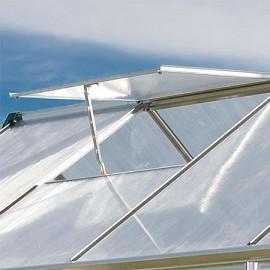 Serre de jardin en polycarbonate transparent 5m embase plantes et jardins - Serre polycarbonate transparent ...