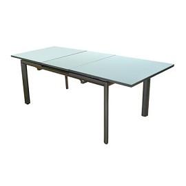 Table cuisine avec chaises table cuisine chaise sur enperdresonlapin - Table grise avec rallonge ...