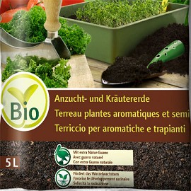 terreau semis bio 5l asb greenworld plantes et jardins. Black Bedroom Furniture Sets. Home Design Ideas