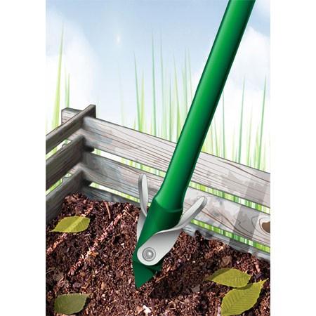 Pour aérer efficacement votre compost, optez pour un avec un aérateur de compost