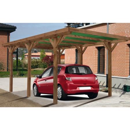 Carport Enzo bois autoclave