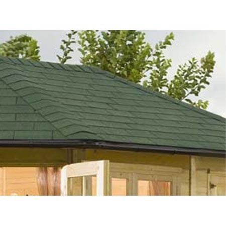 Choisir son abri de jardin gamm vert for Choisir couleur toiture