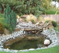 Créer un ruisseau dans son jardin | Gamm vert