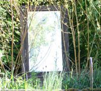 Agrandissez vos perspectives avec un vieux miroir