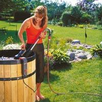 Pompe pour collecteur d'eau de pluie 2000/1 Gardena 1498