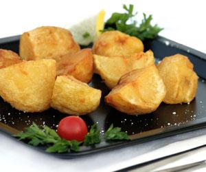 Les pommes de terre à chair ferme se cuisinent rissolées