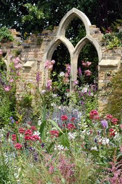 11 recettes pour un beau jardin de cur gamm vert for Brocante jardin anglais