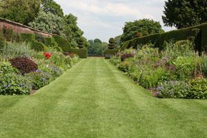 Chez vous le charme d 39 un jardin l 39 anglaise gamm vert for Haie jardin anglais