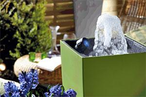 Installer et construire un bassin gamm vert for Bache pour bassin exterieur gamm vert