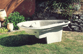 installer un bassin pr form gamm vert. Black Bedroom Furniture Sets. Home Design Ideas