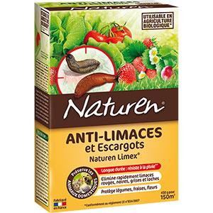 Les granulés anti-limaces