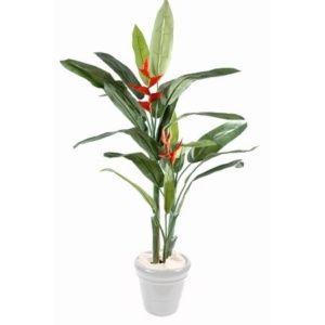 Heliconia 180 cm (feuillage artificiel)