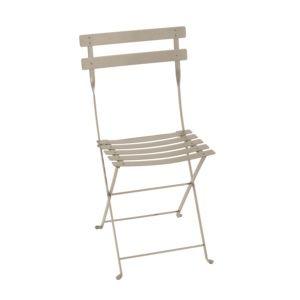 Chaise pliante Fermob Bistro acier muscade