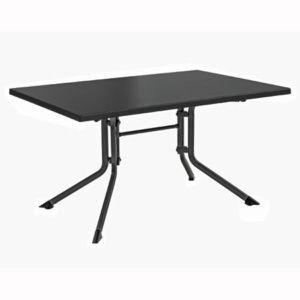 Table pliante 160 x 95 x 74 cm – Anthracite – Kettler