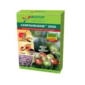 Insecticide biologique anti-carpocapses Carpovirusine 2000 60mL Biotop