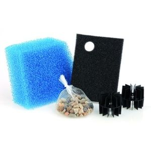 Kit de filtration de rechange pour Filtral UVC 2500 Oase