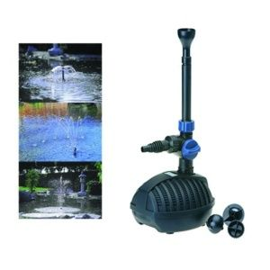 Kit pompe jets d'eau Aquarius Fountain Set 1000 Oase