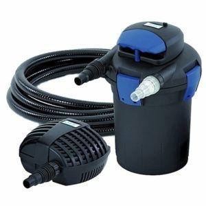 Kit filtre pression BioPress Set 4000 – Oase