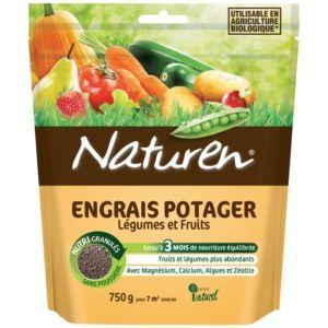 Engrais potager légumes et fruits Naturen 750g