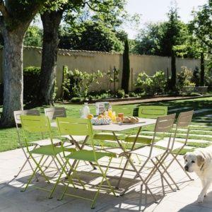 Choisir Son Salon De Jardin Le Magazine Gamm Vert