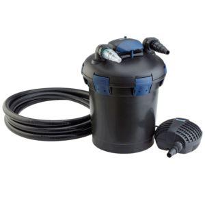 Kit filtre pression BioPress Set 6000 Oase