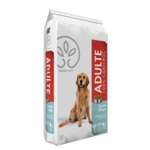 Croquettes Recette Allégée pour chien – 18 kg