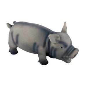 Jouet pour chien Cochon Latex 20 cm – Anka