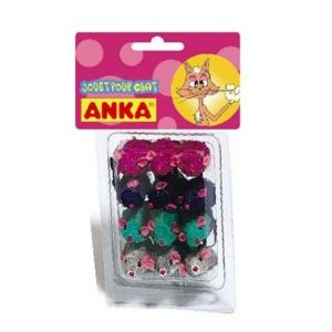 Jouet 12 souris Blister Anka pour chat
