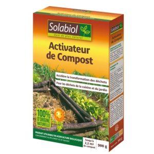 Activateur de compost biologique – Etui de 900g Solabiol