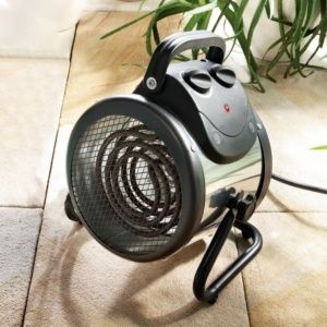 Chauffage électrique Palma 2kW pour serre 12m² – BioGreen