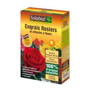 Engrais pour Rosiers 750 g – Solabiol