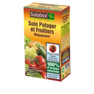 Carences Magnésium Potagers et Fruitiers – Solabiol