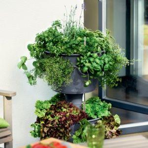 Kit d'extension Lechuza Cascada gris. PLANTES ET JARDIN – Jardinerie en ligne