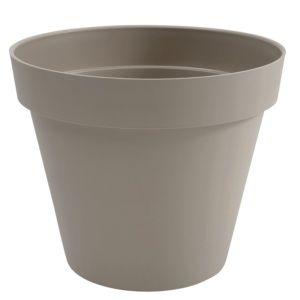 Pot EDA Toscane Ø60 H47 cm mocca