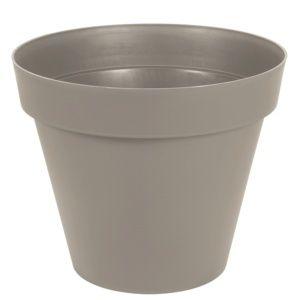 Pot EDA Toscane Ø80 H66 cm mocca