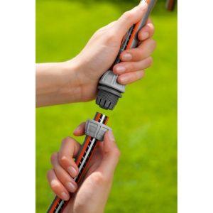 Réparateur de tuyau 15mm de diamètre – Gardena