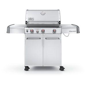 Barbecue à gaz Weber Genesis S-330 GBS inox SOLDES