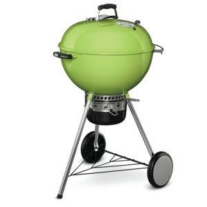 Barbecue charbon Master-Touch GBS Ø57 cm Vert Weber