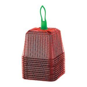 12 pots plastiques carrés 9 cm – Edm Romberg